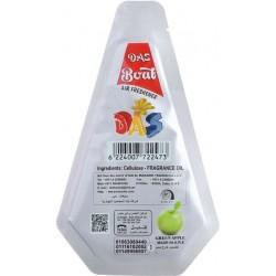 معطر جو ورق للسيارة برائحة التفاح من داس بوت