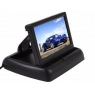 شاشة للسيارة لعرض الكاميرا الخلفية