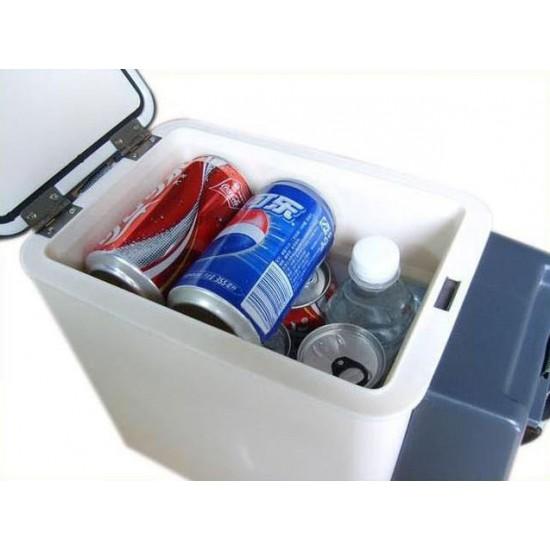 ثلاجة السيارة المتنقلة (تبريد - تسخين) 6 لتر