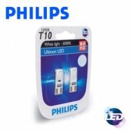لمبات ليد النور الصغير فيليبس تي 10