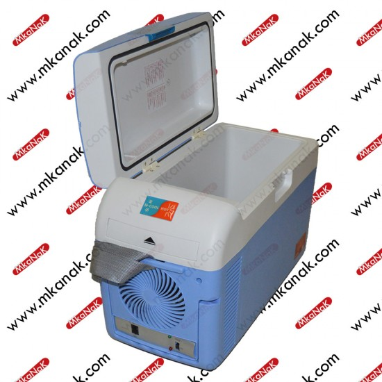 ثلاجة السيارة المتنقلة (تبريد - تسخين) 10 لتر
