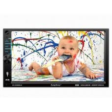 شاشة ونظام صوت  سيمفوني دبل دين SY-X2950UV