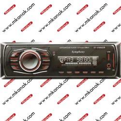 سيمفوني راديو ومشغل فلاشة وكروت ميموري SY-U60 SDR