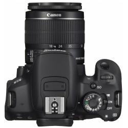 كاميرا كانون 650 دي + عدسة 18:55