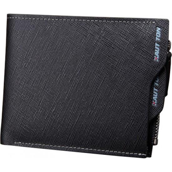 محفظة هات تون سوداء كروس لاين بالعرض